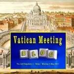 Vatican Meeting Blog: el Vaticano al encuentro de los bloggers