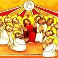 María, símbolo del Espíritu Santo