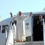 Por sexta vez, un Papa en México