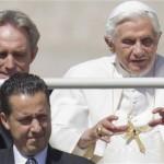 Traiciones en El Vaticano