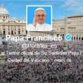 Web-star y social media phenomenon: Papa Francisco recibe el Óscar de la web