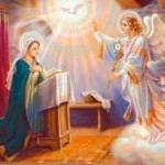 ¿Por qué en el Ave María decimos, Dios te salve María, si se supone que ella ya está en el cielo?