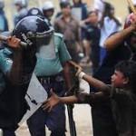 Ante el incumplimiento de las leyes humanitarias internacionales