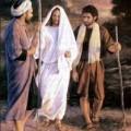 Peregrinos con Jesús