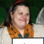 Cristina: la «monja» down vencedora del premio «Una vida por la vida»
