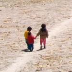 La angustia del Papa por los niños migrantes ilegales