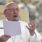 El Papa con México, por los normalistas