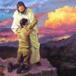 Cristo como consuelo humano y divino