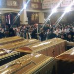 """Egipto: """"¡Rezar por las familias afectadas!"""""""