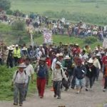 Manifestaciones, marchas y peregrinaciones