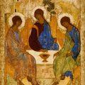 Fiesta de la Santísima Trinidad, contemplar y orar a través del icono de Andrei Rublev