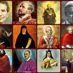 Los santos y los héroes