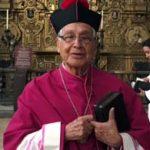 """""""Soy un sacerdote feliz, llevo 63 años siendo sacerdote"""""""