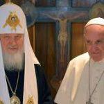 El primer Papa que visita Rusia