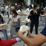 Mexicanos con olor a Misericordia