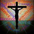 El crucificado, fuerza de Dios