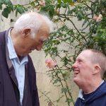 Jean Vanier: «Hoy no se habla mucho sobre el buen samaritano»
