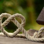 Cuerdas con que fue atado Jesús